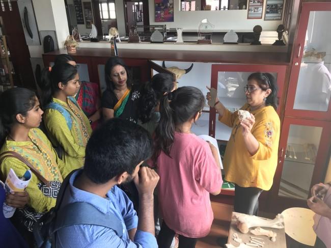 Visit To The Forensic Medicine Museum Ssw Roshni