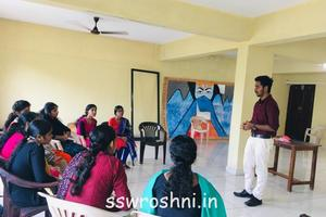 The most beautiful thing you can wear is confidence..!!! – Workshop by Department of M.Sc.Counselling