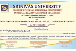 Paper Presentation on Virtual Teaching