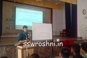 Interactive session with Superintendent of District Commisission, Mangaluru
