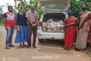 GROCERY KITS FOR THE DESERVING—Report of the Relief Package distributed during COVID-19