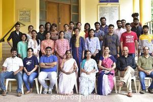 Workshop for employees