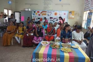 Nutritional Camp at Community Anganwadis