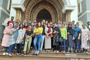 When Learning becomes Fun – Study Tour , Department of M.Sc. Counselling