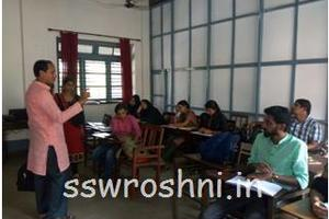 Session on Rehabilitation Counselling