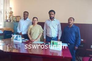 Ethiopian Forensic Residents visit