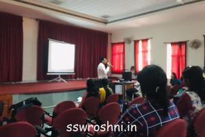 RAISE your VOICE and say STOP-  A Workshop on Sexual Harassment of Women at the Workplace