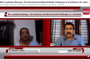 Pain is Real, but so are Hope, Love and Care - Talk on Emotional And Mental Health Well - being during the Lockdown
