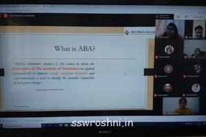 """International Webinar on """"Therapeutic Interventions for Autism Spectrum Disorders"""""""