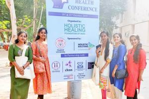 Healing from Within - Paper Presentations in Gujarat Conference by students of Psychology